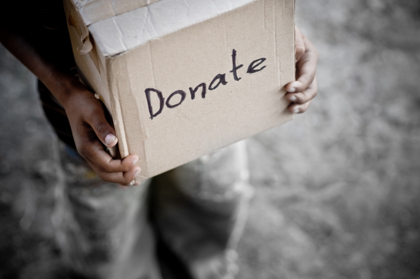 Some Points to Consider Before You Make Donations